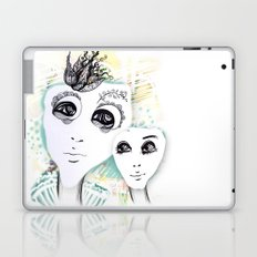 Cold Laptop & iPad Skin