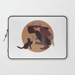 cole cat Laptop Sleeve