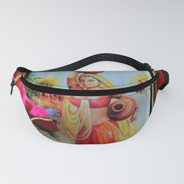 Glorious Galvanized Metal Electrical Boxes Fanny Pack