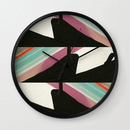 Bridges_Pyraw Wall Clock