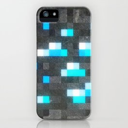 MC Diamond Block iPhone Case