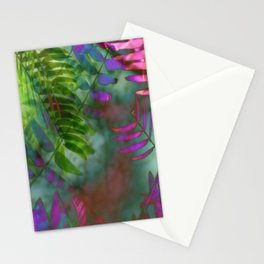 lifes illusions Stationery Cards