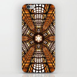 Chamber of Gold iPhone Skin