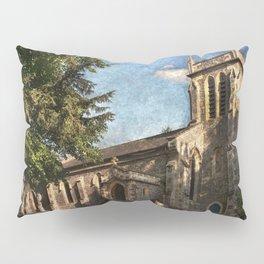 St Nicholas Church Sulham Pillow Sham