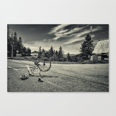 Misadventures Re-edit Canvas Print