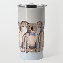 The Five Koalas Travel Mug