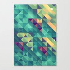 Let's take a swim Canvas Print