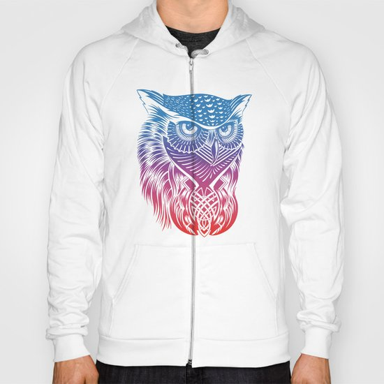 Owl of Color Hoody