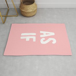 AS IF Rug