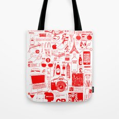 Graphics Design student poster Tote Bag