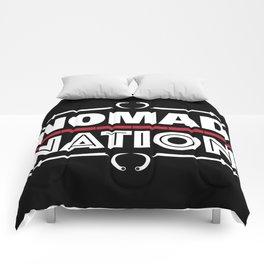 Nomad Nation Comforters