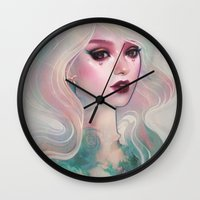 Spectra Wall Clock