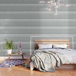 Aztec pattern 004 Wallpaper