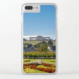 Gloriette, Schönbrunn Palace. Vienna, Austria. Clear iPhone Case