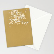 crossing 19 Stationery Cards