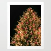 merry christmas Art Prints featuring Merry Christmas by Joke Vermeer