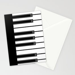 Ebony & Ivory Stationery Cards