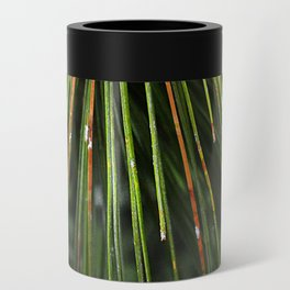 Multicolor Pine Needles Can Cooler
