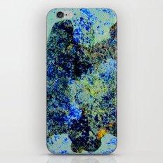 BLACK FISH iPhone Skin