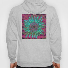 Big Boho Bloom Hoody