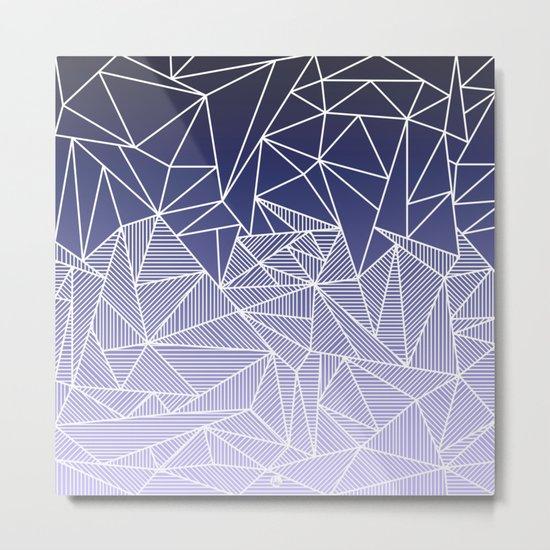 Bayo Rays Metal Print