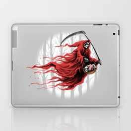 red reaper Laptop & iPad Skin