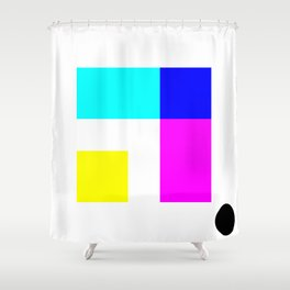 Golden Ratio is quite sexy Shower Curtain