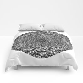 Circle / Semi Circles Comforters
