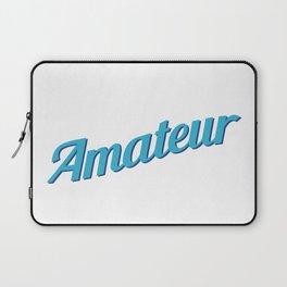 Amateur Laptop Sleeve