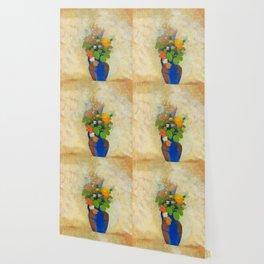 """Odilon Redon """"Fleurs Dans Un Vase"""" Wallpaper"""