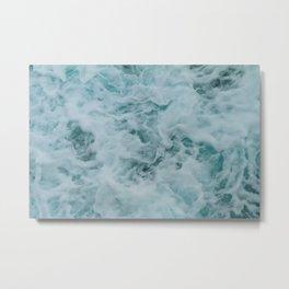 Oh My Ocean Metal Print