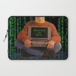 It's All Code Laptop Sleeve