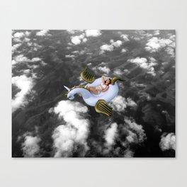 Bleak Summer Canvas Print