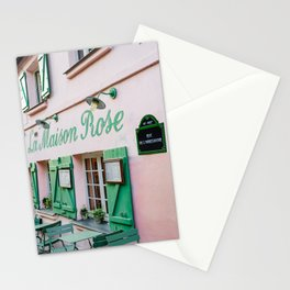 Montmartre VI Stationery Cards