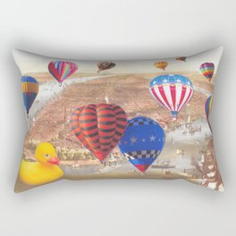 I ♥ New Amsterdam Rectangular Pillow
