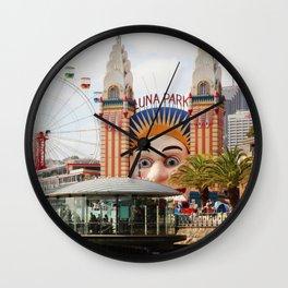 Sydney 05 Wall Clock