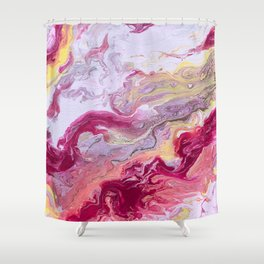 rachel. Shower Curtain