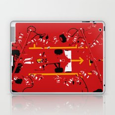 PIT STOP Laptop & iPad Skin