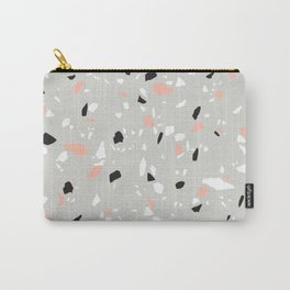 Terrazzo Texture #3 Carry-All Pouch