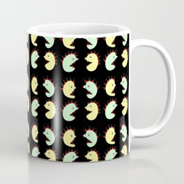 Halloween monsters--scary, haunted, horror,Halloween, l Hallows' Evening,All Saints' Eve,monster,tri Coffee Mug