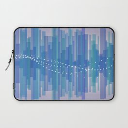 Blasting Waves Laptop Sleeve