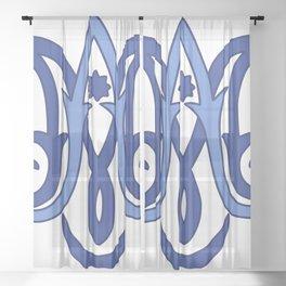 Ave Maria Sheer Curtain