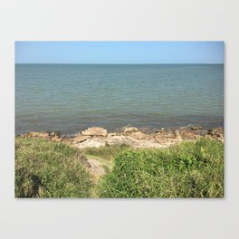The Gulf of Mexico Canvas Print