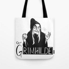 Queen Grimhilde Tote Bag