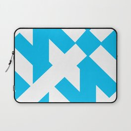 Funky Shapes Laptop Sleeve