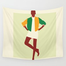 Fashion Dance 7 Wall Tapestry