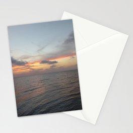 Sunset on Long Key 2 Stationery Cards