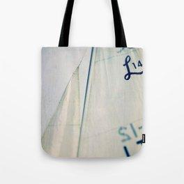 Sail #2 Tote Bag