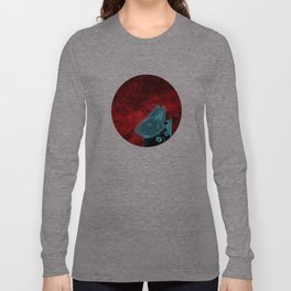 Space Rabbit Long Sleeve T-shirt