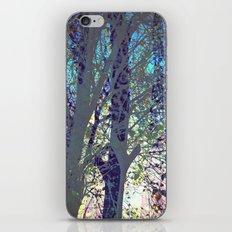 Love tree iPhone & iPod Skin